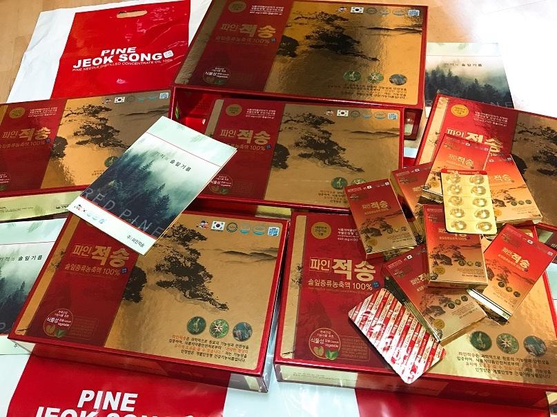 vien-tinh-dau-thong-do-chinh-phu-han-quoc-cao-cap-pine-jeok-song-gold-120-vien
